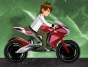 العاب دراجات بن 10 النارية
