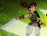 العاب بن تن محارب النينجا