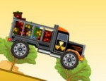 لعبة شاحنة بن تن