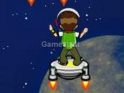 قفز بن تن في الفضاء